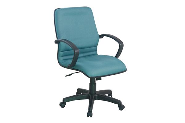 Ghế xoay văn phòng GX12.1-N đệm tựa bọc nỉ giá rẻ