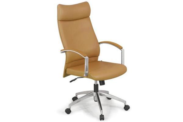 Ghế xoay văn phòng Giám đốc GX305-HK(S5) lưng cao đẹp