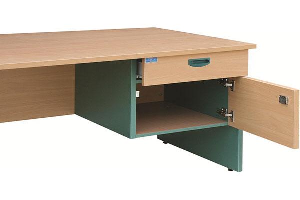 Hộc tài liệu treo SVH1D1O bằng gỗ giá rẻ nhất