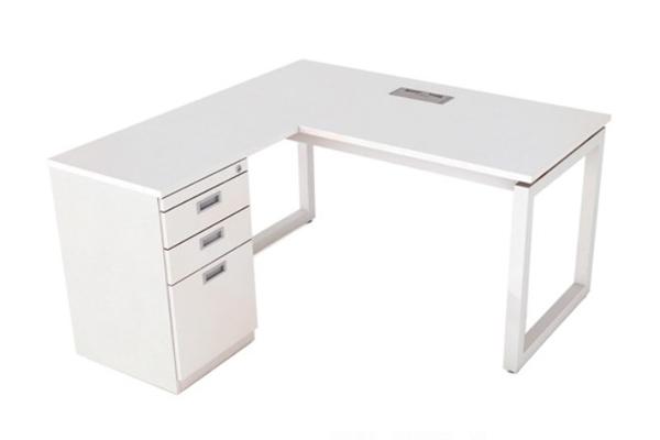 Bàn văn phòng RH1414SL1-L thiết kế tiện nghi, giá rẻ