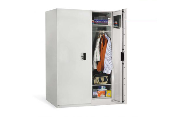 Tủ sắt văn phòng TST2-KV sử dụng khóa vuông