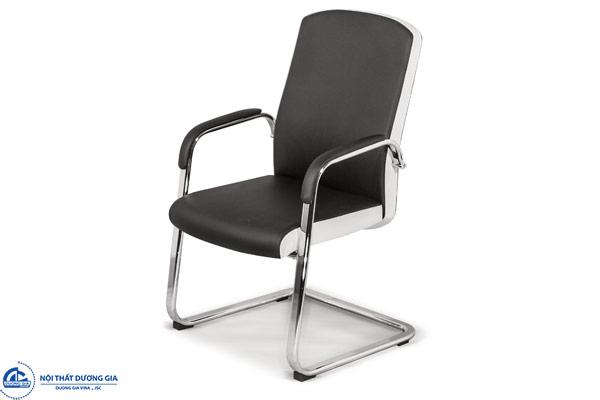 Ghế phòng họp chân quỳ GQ15 lịch sự, hiện đại
