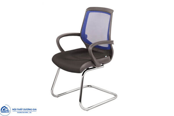 Ghế phòng họp chân quỳ GQ10.1 hiện đại, sang trọng