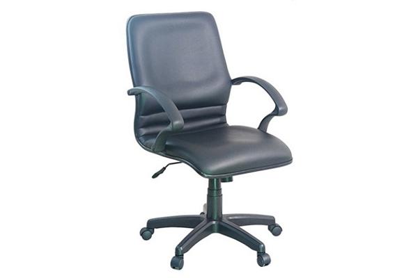 Ghế xoay văn phòng Giám đốc GX13.1-N lưng trung đẹp