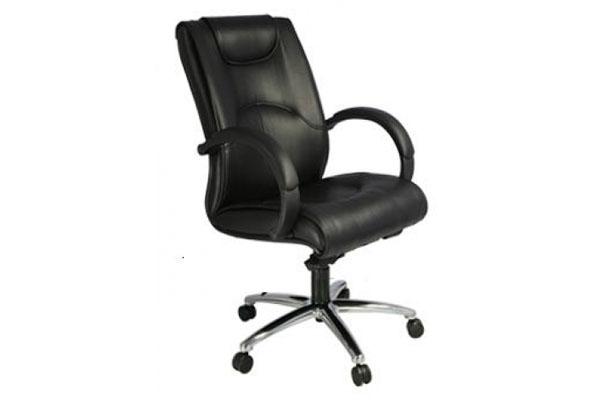 Ghế xoay văn phòng Giám đốcGX202A-HK lưng trung đẹp
