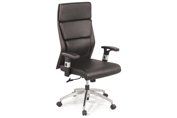 Ghế xoay văn phòng Giám đốc GX203.1-M tay điều chỉnh