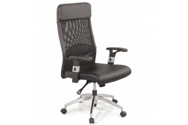 Ghế xoay văn phòng Giám đốc GX203.2-HK ngả thuận tiện