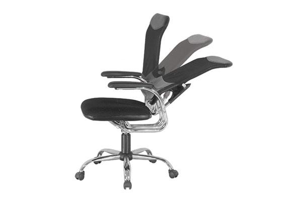 Ghế xoay văn phòng Giám đốc GX207-M lưng ngả đẹp