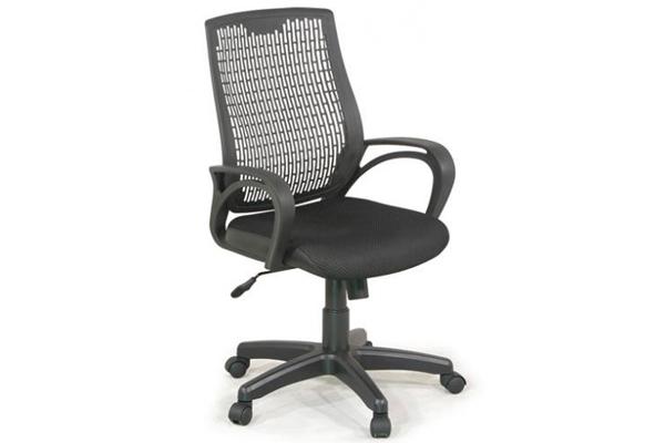 Ghế xoay văn phòng GX301A-N tựa nhựa hiện đại