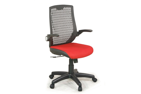 Ghế xoay văn phòng GX301B-N lưng trung đẹp