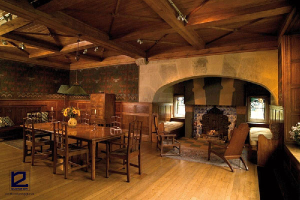 Phong cách thiết kế nội thất Art & Crafts - Một số số 33 phong cách thiết kế nội thất rất đáng để khám phá