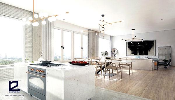 Phong cách thiết kế nội thất Bauhaus
