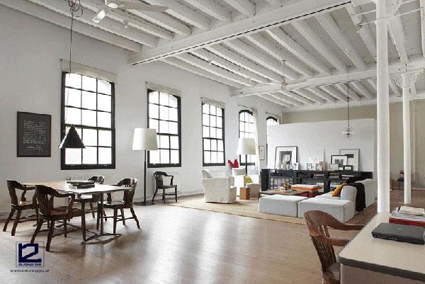 Phong cách thiết kế nội thất Contemporary