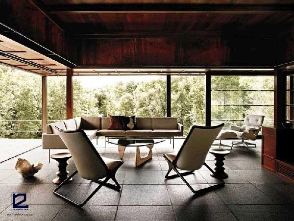 Phong cách thiết kế nội thất Mid-Century Modern
