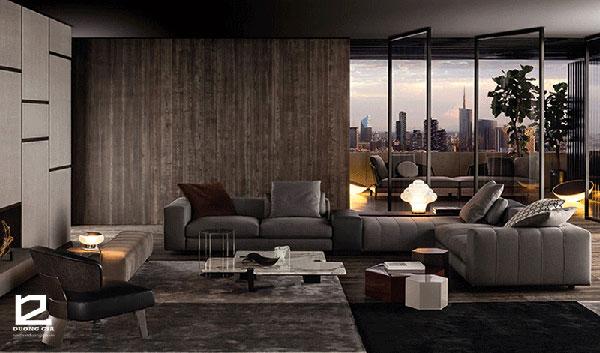 Phong cách thiết kế nội thất Modernism