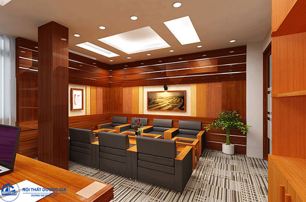 Gỗ là vật liệu nội thất hiện đại được ưa chuộng nhất hiện nay