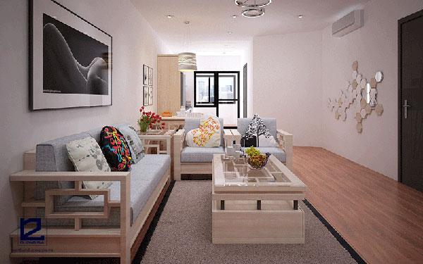 Phong cách thiết kế nội thất Shabby chic