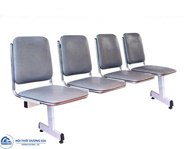 Mẫu ghế phòng chờ Xuân Hòa - Ghế băng chờ 4 chỗGS-30-00H