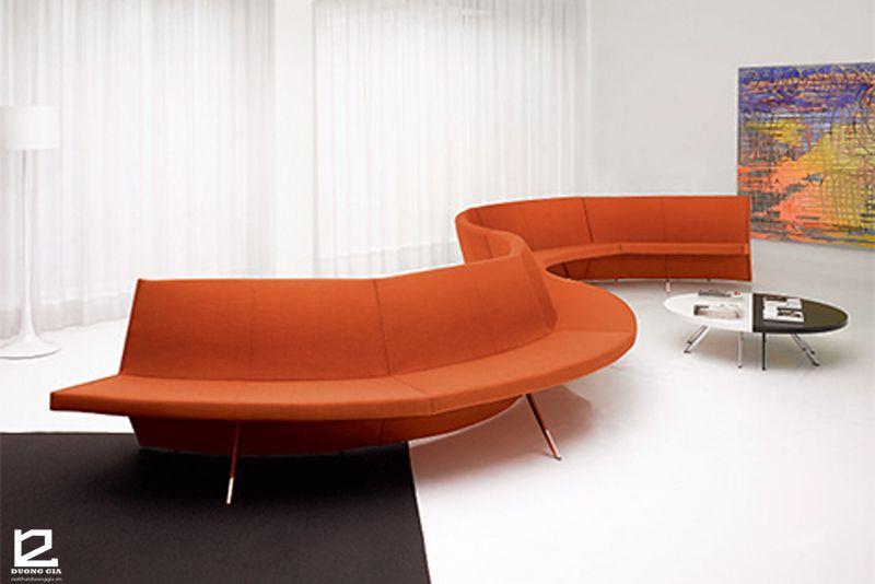 Mẫu ghế Sofa phòng chờ đẹp số 1