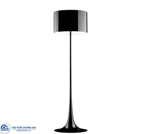 Chọn đèn cây phòng ngủ kiểu dáng đơn giản, tránh những hình thù kì dị