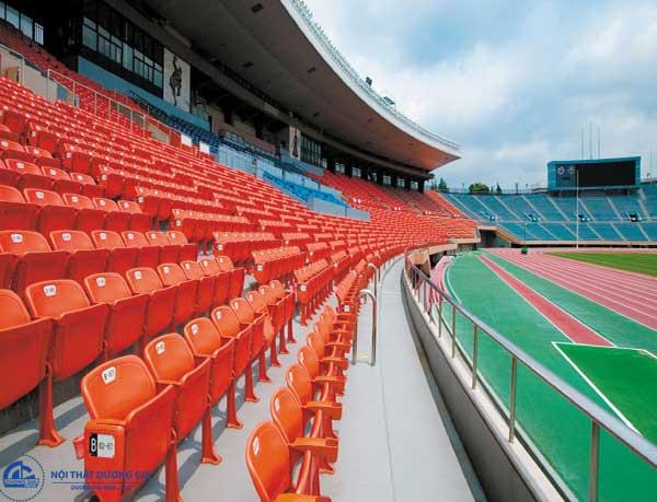 Nội thất Dương Gia báo giá ghế khán đài Hòa Phát, ghế sân vận động chi tiết nhất