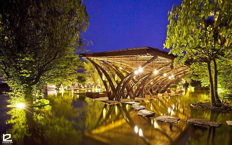 Nội thất tre trúc Bamboo Winh