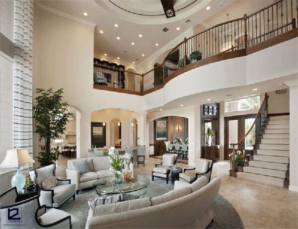 Mẫu nội thất phòng khách đẹp mê mẩn