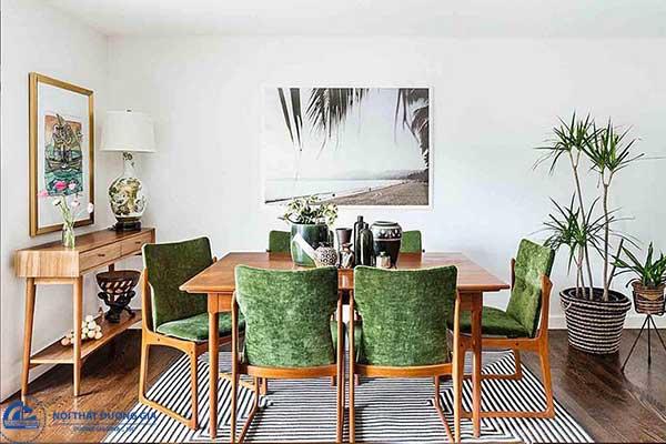 Màu sắc trong phong cách kiến trúc nhiệt đới