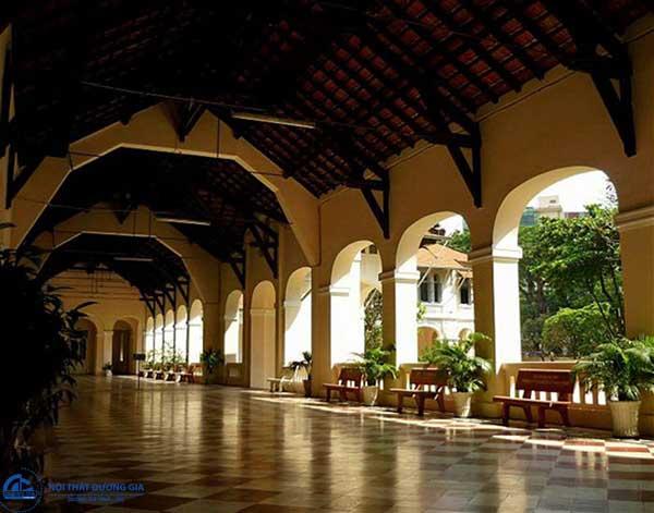 Nội thất kiến trúc Đông Dương ra đời từ những năm 30 - 40 của thế kỷ XX