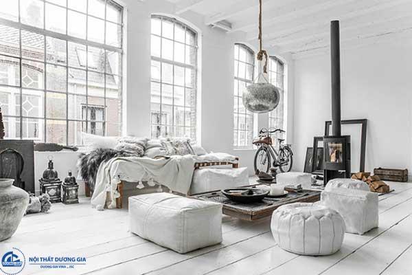 Tìm hiểu về phong cách nội thất Bắc Âu