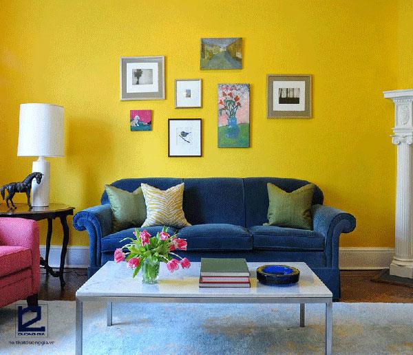 Chọn phong cách Colour block cần chú ý tới việc kết hợp màu sắc hài hòa, khoa học