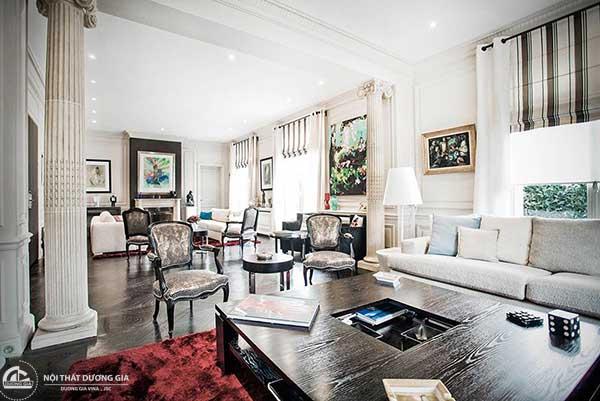 Tìm hiều về Art Deco trong thiết kế nội thất