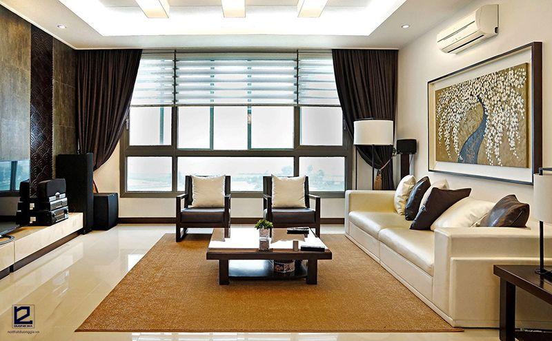 Phong cách thiết kế kiến trúc nội thất đương đại (Contemporary)