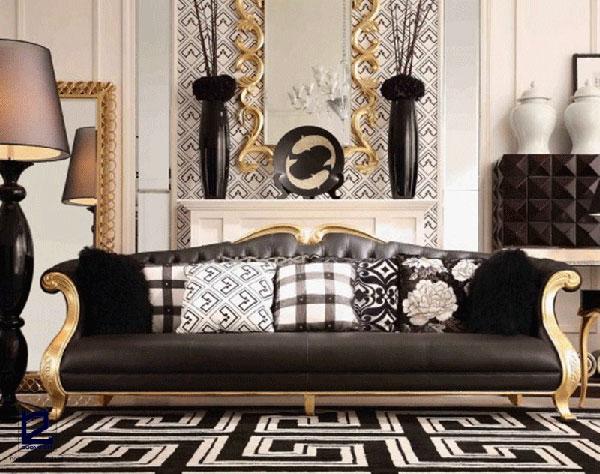 Phong cách nội thất Hollywood phù hợp với người yêu thích sự lộng lẫy, xa hoa