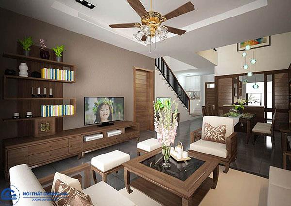 Tìm hiểu phong cách thiết kế nội thất đương đại là gì?