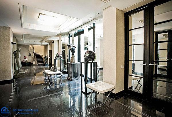 Những phụ kiện thời thượng luôn xuất hiện trong phong cách kiến trúc Art Deco