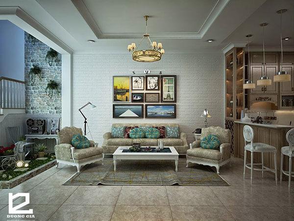 Thiết kế, trang trí nhà theo phong cách Vintage khiến vạn người mê