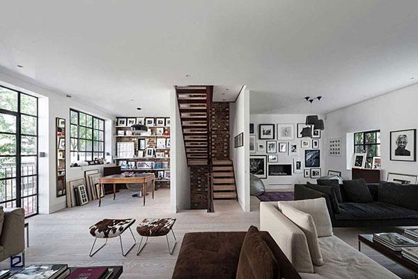 Vật liệu trong phong cách thiết kế nội thất tối giản Minimalist