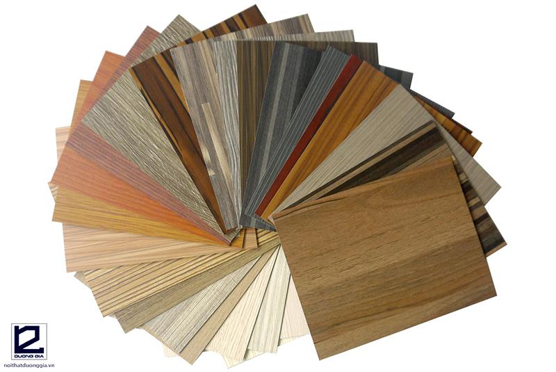 Gỗ laminate là chất liệu gì? vật liệu laminate trong nội thất