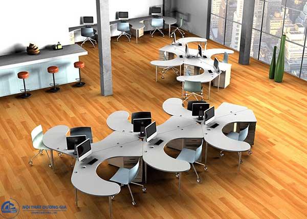 Văn phòng hiện đại ở Việt Nam ngày càng phổ biến