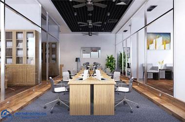 Bật mí cách sắp xếp, bố trí văn phòng làm việc nhỏ thêm rộng rãi