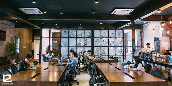 Co-working là gì ? Mô hình coworking space tại Hà Nội và HCM