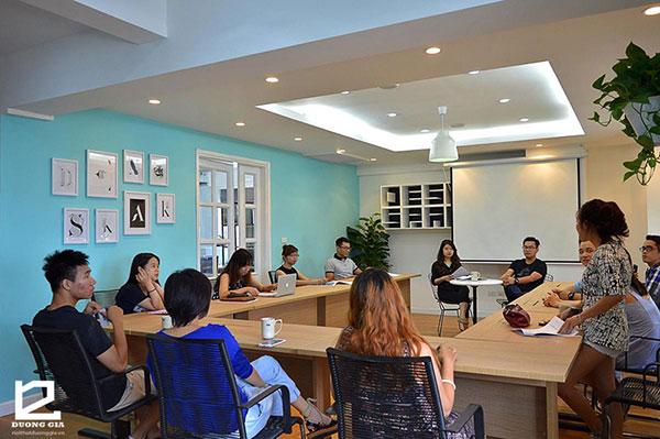 Mô hình coworking space tại Hà Nội - Deska