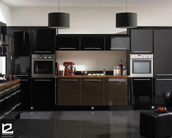 Mẫu nội thất phòng bếp hiện đại 2