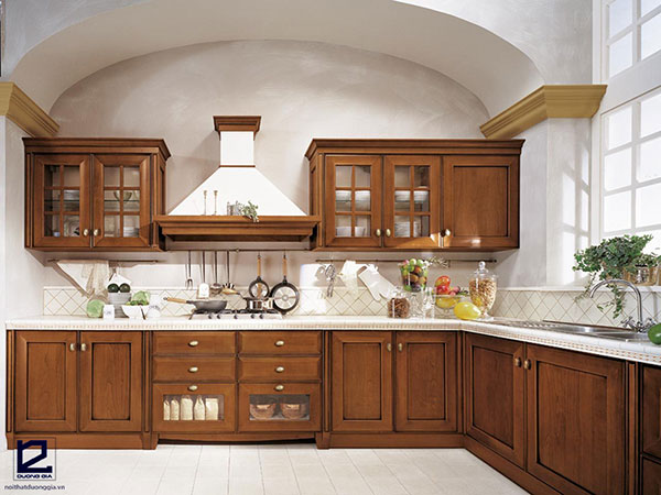 Mẫu nội thất bếp đẹp hiện đại 3