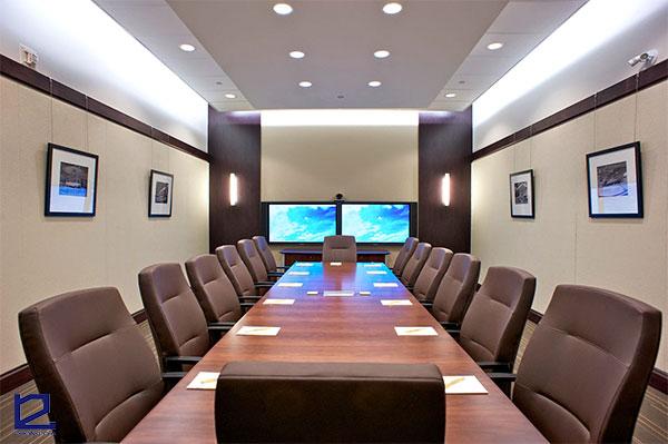 Mẫu thiết kế phòng họp trực tuyến PHTT-DG03