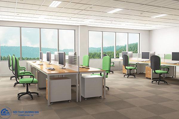 Sửng sốt với 5 mẫu thiết kế văn phòng 30m2 tiện nghi, đẳng cấp