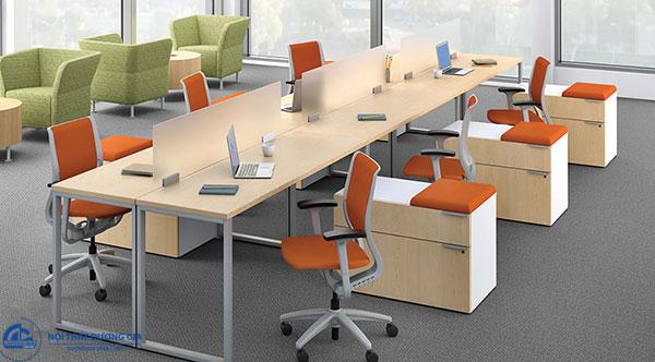 Thiết kế văn phòng 30m2 - mẫu 4
