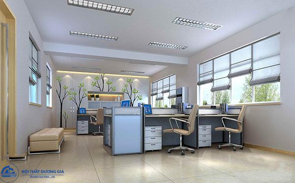 Mẫu văn phòng nhỏ đẹp 2