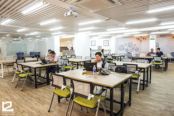 Dreamplex - mô hình coworking space HCM